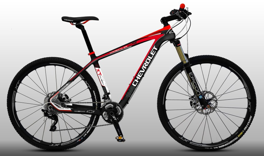 Prototipo de Chevrolet  Mountain Bike CARBONO 29