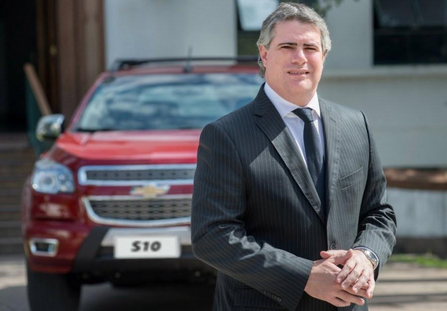 Carlos Zarlenga, Presidente y Director Ejecutivo de GM Argentina, Uruguay y Paraguay