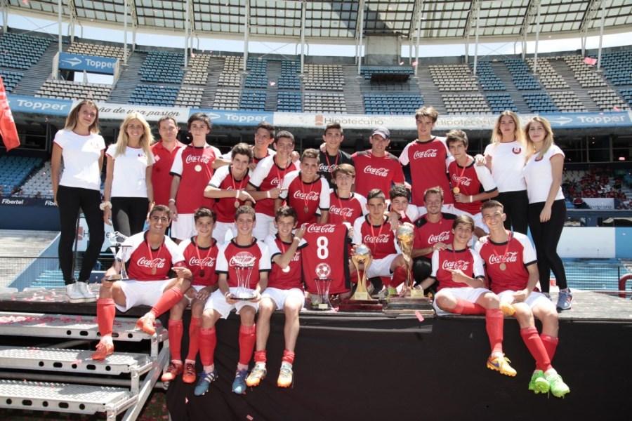 Final Copa Coca-Cola 4