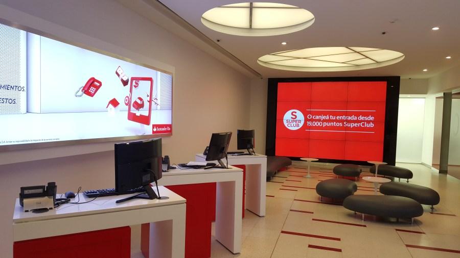 Oficina Digital - Santander Río