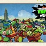 Las Tortugas Ninja son las nuevas Embajadoras Oficiales de Familia en Nueva York