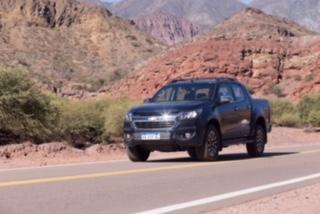 Nueva Chevrolet S10 Foto 1