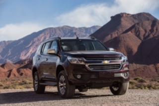 Nueva Chevrolet Trailblazer Foto 1