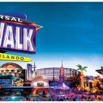 La diversión está en Universal CityWalk