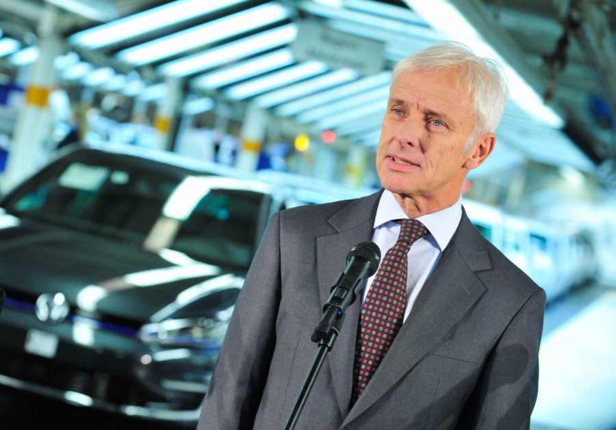 Ministerpr‰sident Stephan Weil besucht Stammwerk von Volkswagen in Wolfsburg