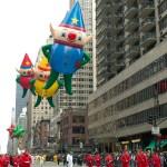 Noventa años para el famoso desfile de Acción de Gracias de Macy's