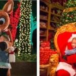 Celebrar la Navidad en los Parques SeaWorld de la Florida