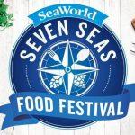 Festival de Entretenimiento y Gastronomía en SeaWorld Orlando