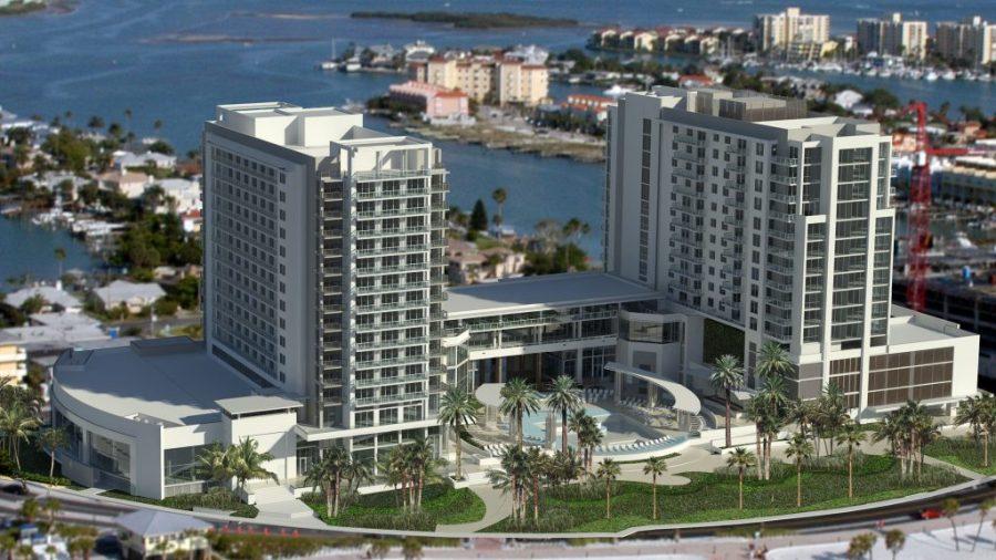 Wyndham Grand Resort Clearwater Beach