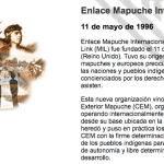 """A propósito de """"The Mapuche Nation"""""""