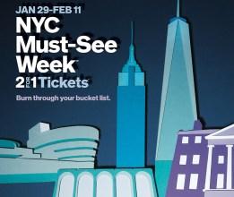 must see week