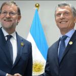La visita de Rajoy