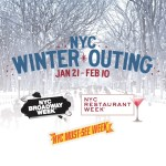 "New York lanza ""NYC Winter Outing"""