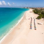Aruba tiene la tercera playa más linda del mundo