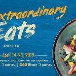 Extraordinary Eats en Anguilla