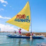 Fuera del radar: Playa Dos Carneiros