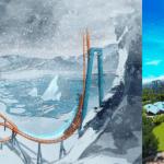 Seaworld y Busch Gardens anuncian detalles acerca de las nuevas montañas rusas