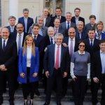La reunión de los gobernadores con Fernández
