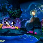 La nueva atracción en Disney: Mickey & Minnie's Runaway Railway
