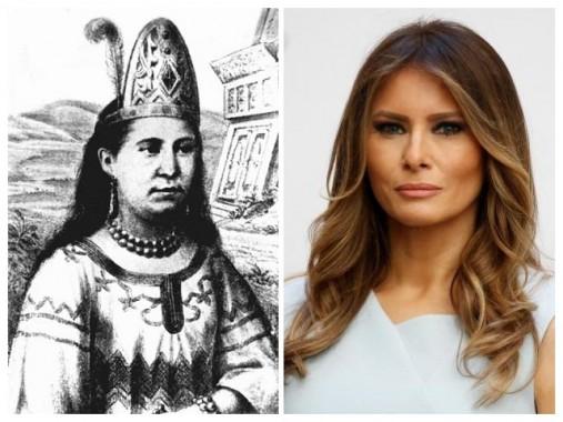 La Malinche Trump