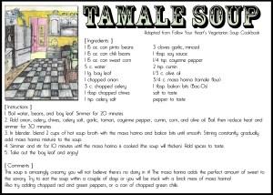 Tamale Soup Recipe