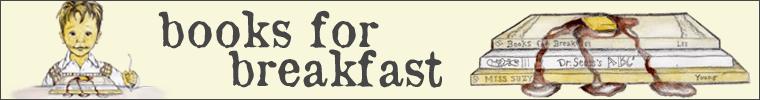 Books for Breakfast Etsy Frame