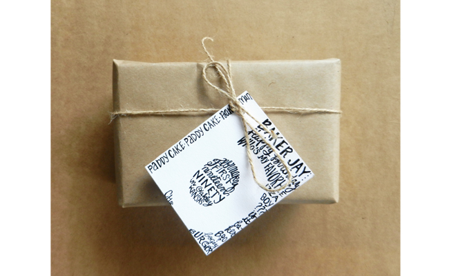 Handmade Gift Tags | The Postman's Knock by Lindsey Bugbee