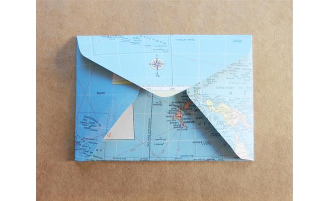 Backside Envelope Pre-Gluing