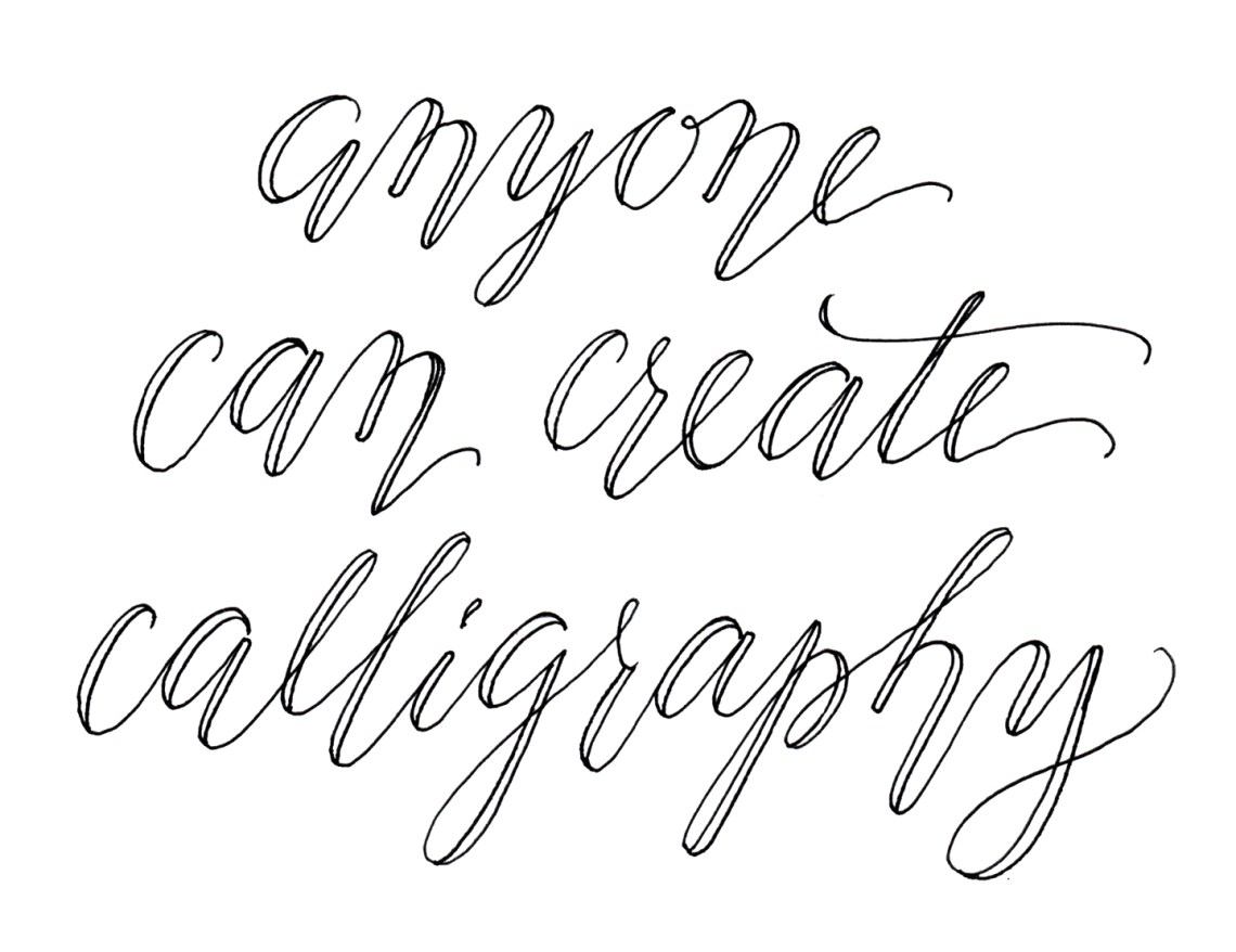 Calligraphy and cursive writing my goals lessons tes Caligraphy i