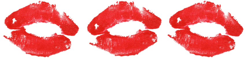 Red Kisses | The Postman's Knock by Lindsey Bugbee