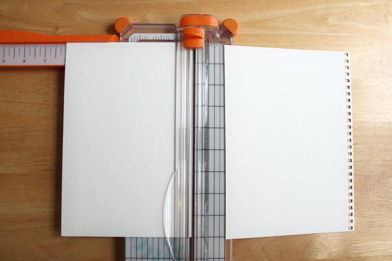 Резка бумаги на плоттере в домашних условиях