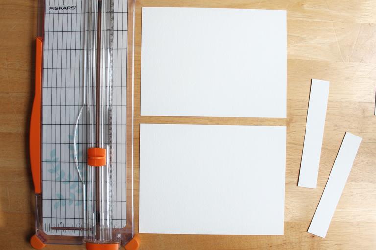 Бумага нарезанная на плоттере размер 10 *15 см