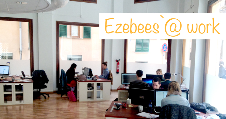 Ezebees at Work | The Postman's Knock