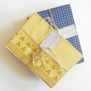 Packaging Idea: Vintage Books