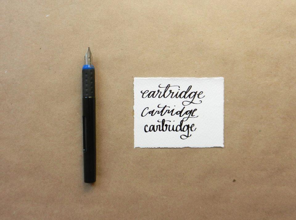 Calligraphy Pen Comparison | The Postman's Knock