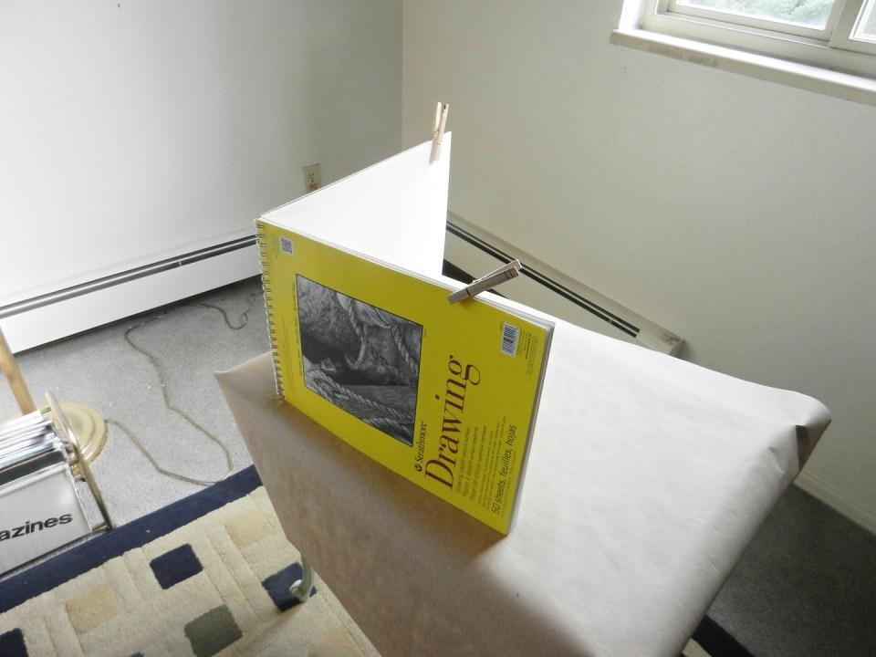 Sketch Pad Bounce Sheet   The Postman's Knock