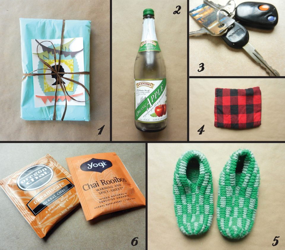 Cold Weather Favorites | The Postman's Knock