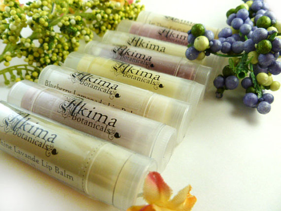 Lip Balm Set by Akima Botanicals | Small Gift Idea - The Postman's Knock