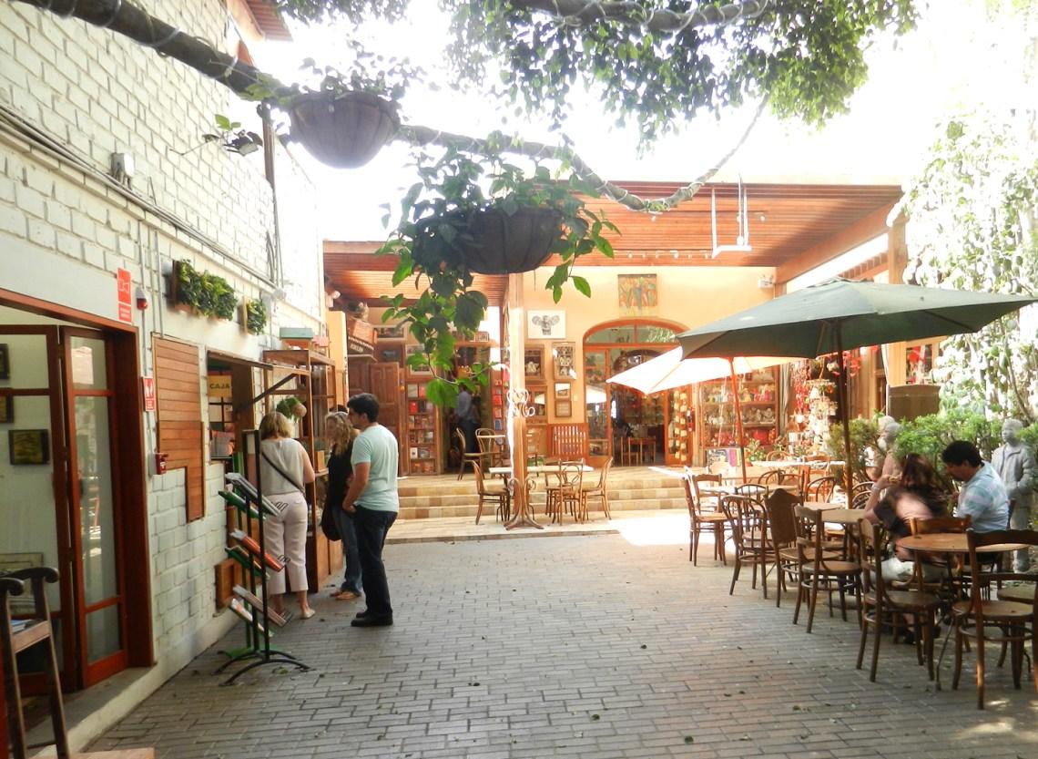 Barranco, Lima, Peru Art Shop {Dédalo} | The Postman's Knock