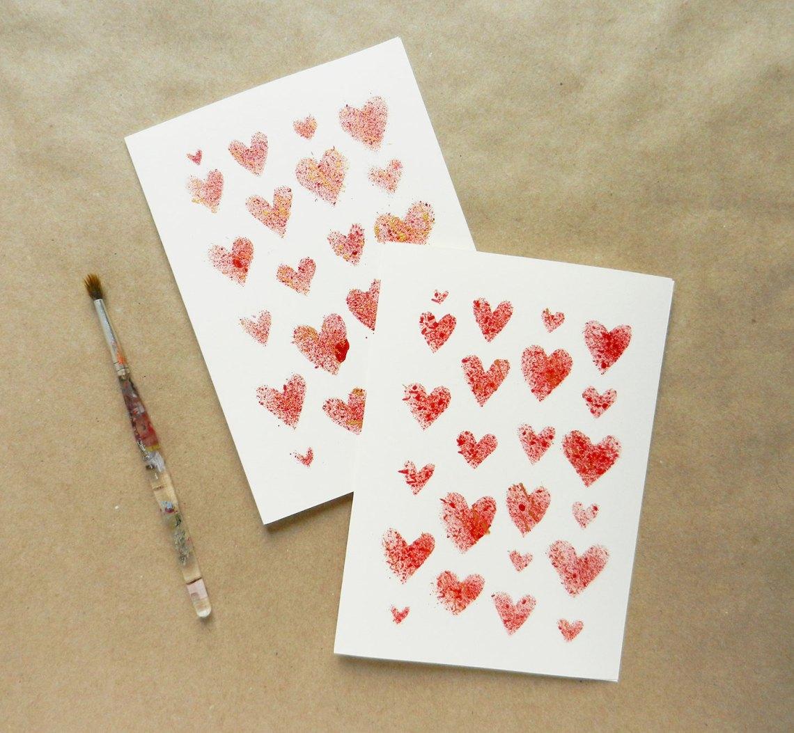 Handmade Valentine's Day Card | The Postman's Knock