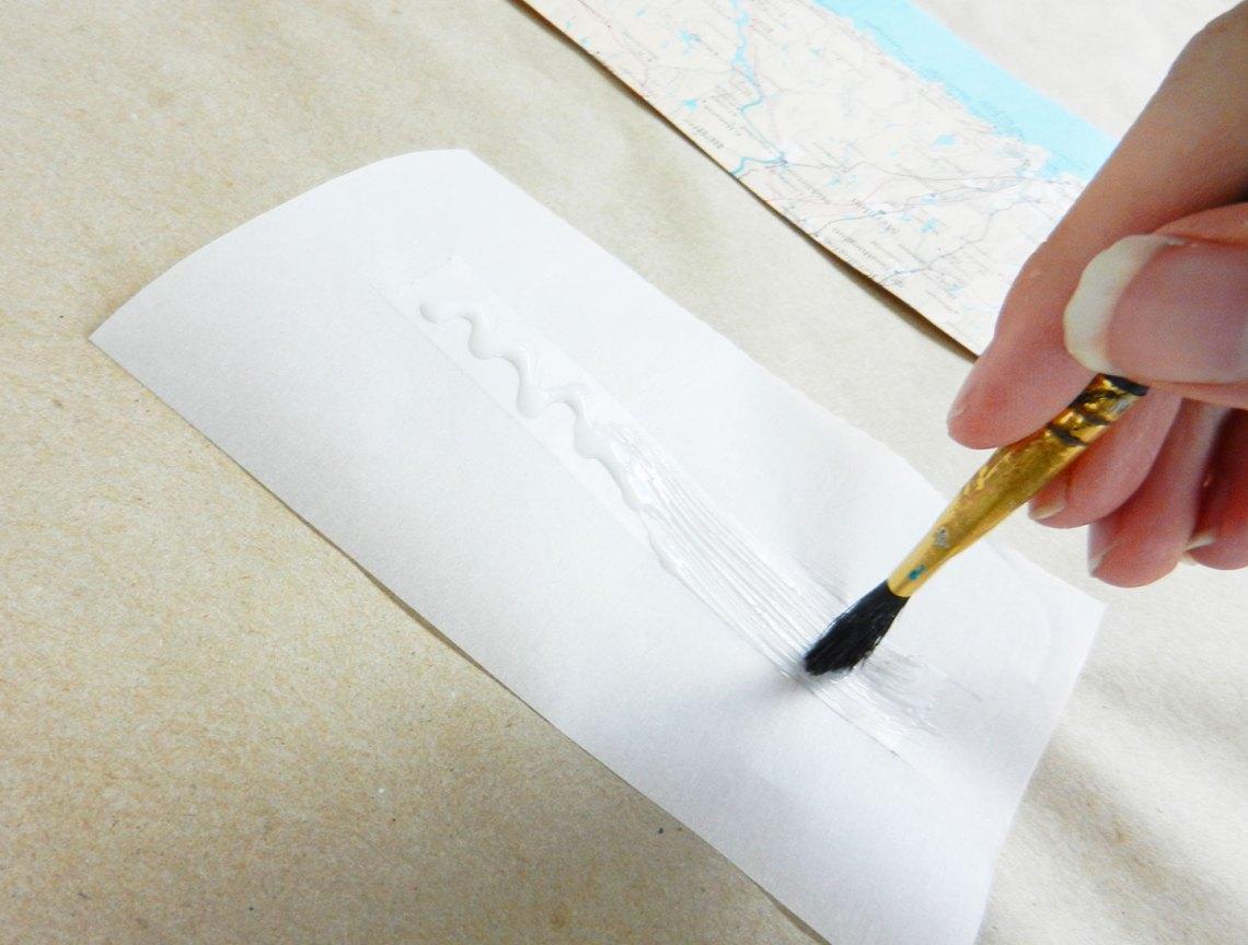 DIY Washi Tape   The Postman's Knock