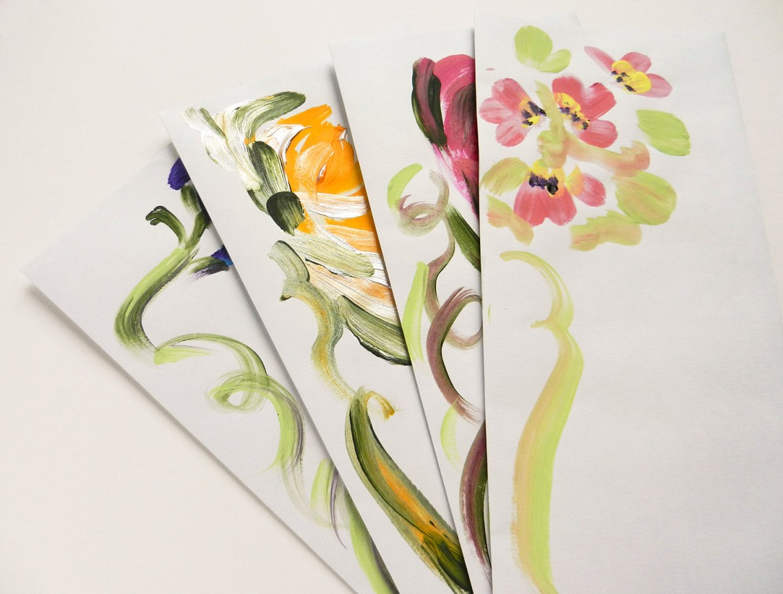 Acrylic Envelopes   The Postman's Knock