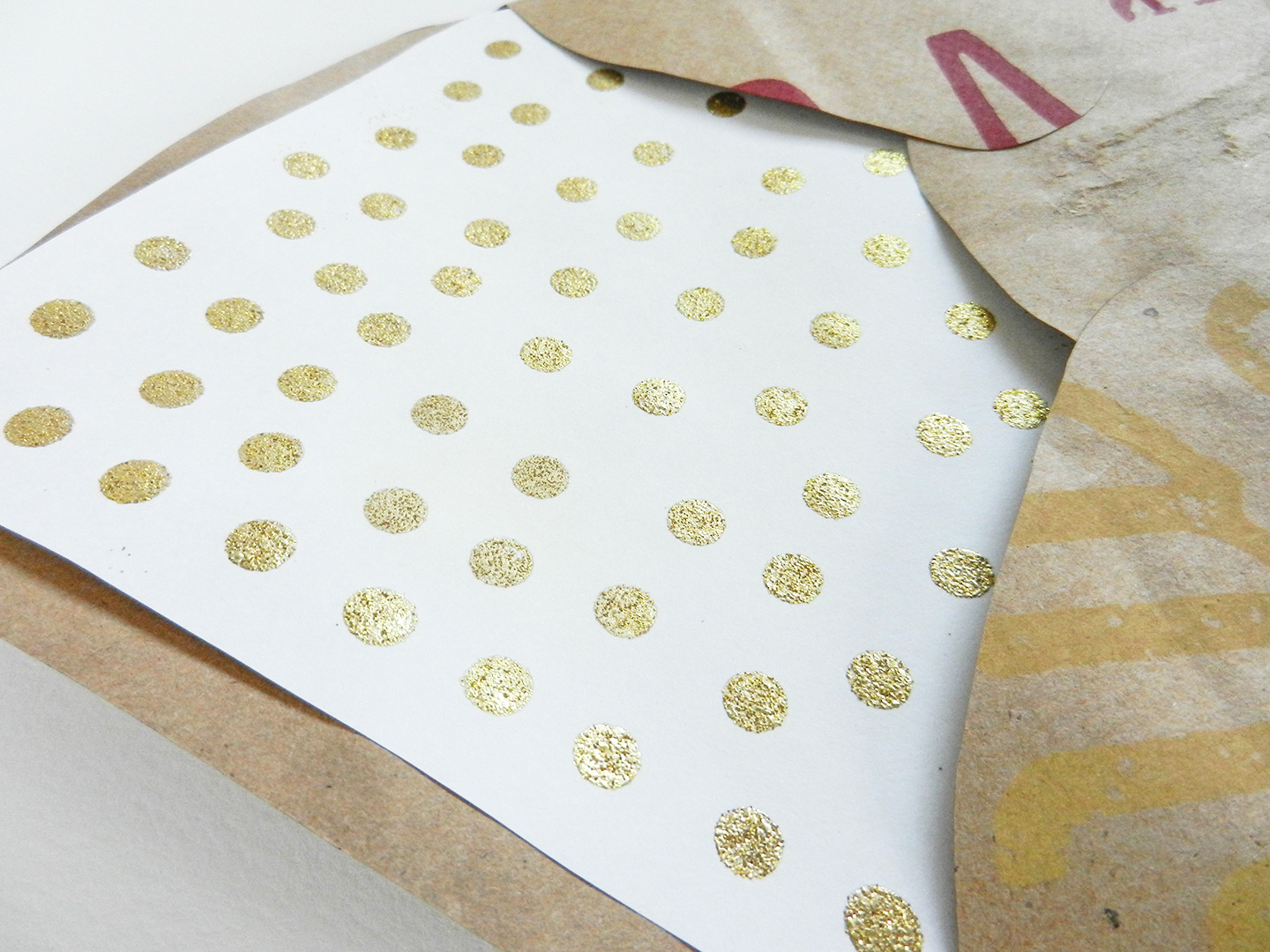DIY Envelope Liners | The Postman's Knock
