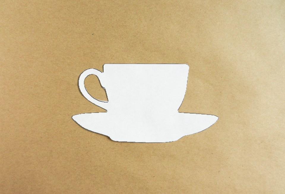 Teacup Template | The Postman's Knock