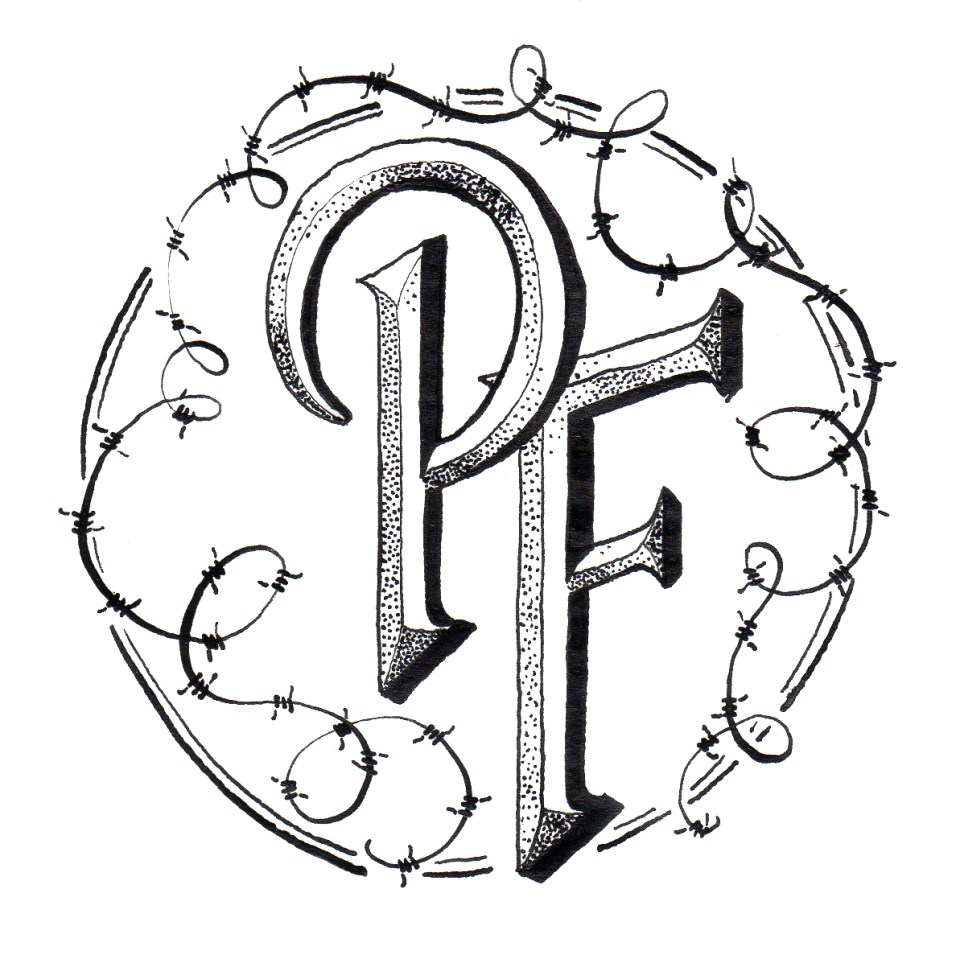 Professional Fencing Logo | The Postman's Knock