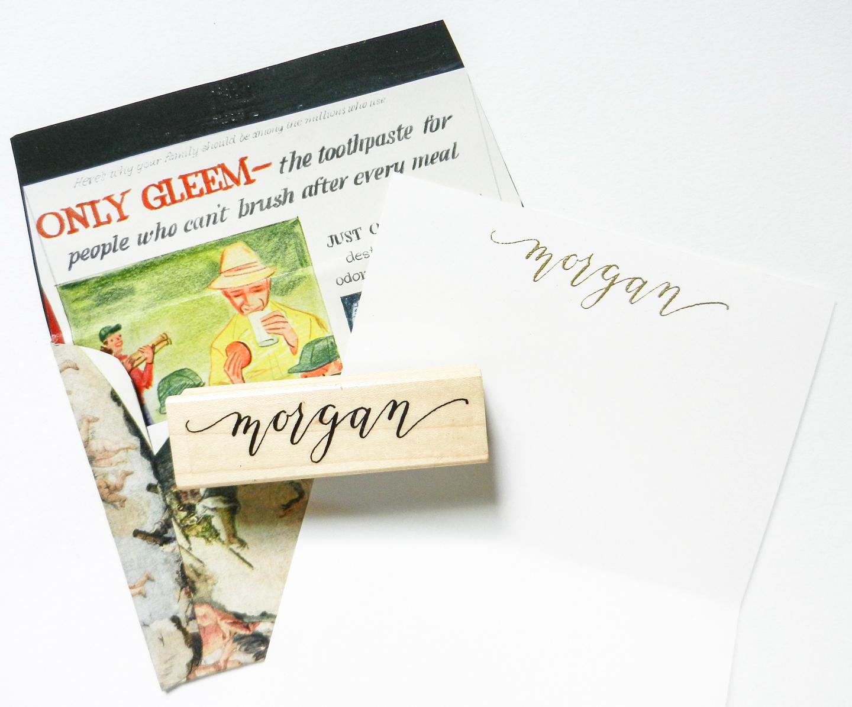 Handmade Stationery Tutorial   The Postman's Knock