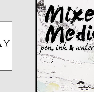 Craftsy Class Giveaway – Mixed Media: Pen, Ink, and Watercolor