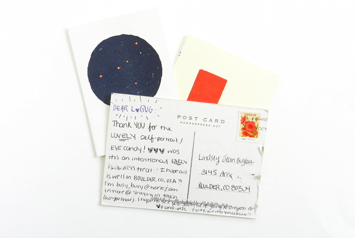Reasons to Write Letters | The Postman's Knock