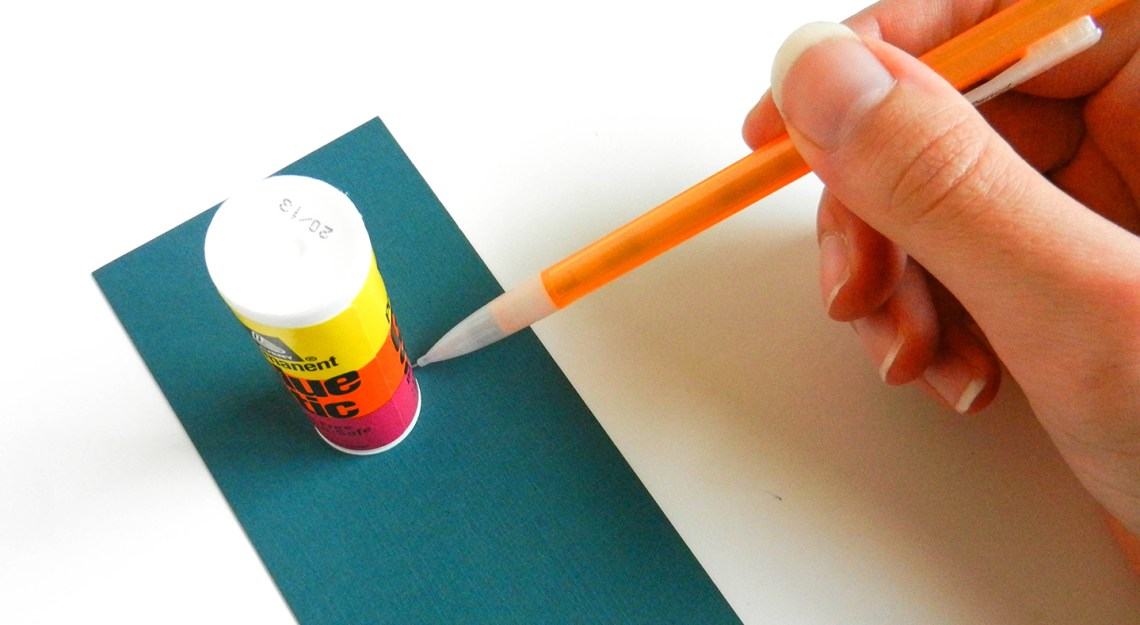 Personalized Birthday Card Tutorial   The Postman's Knock