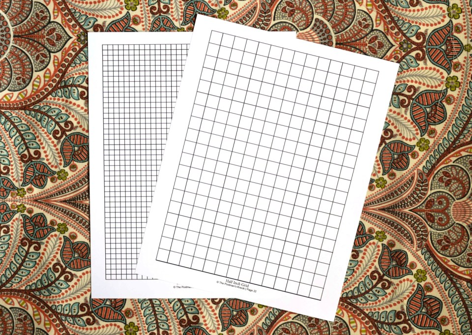 Hand-Lettering Grids